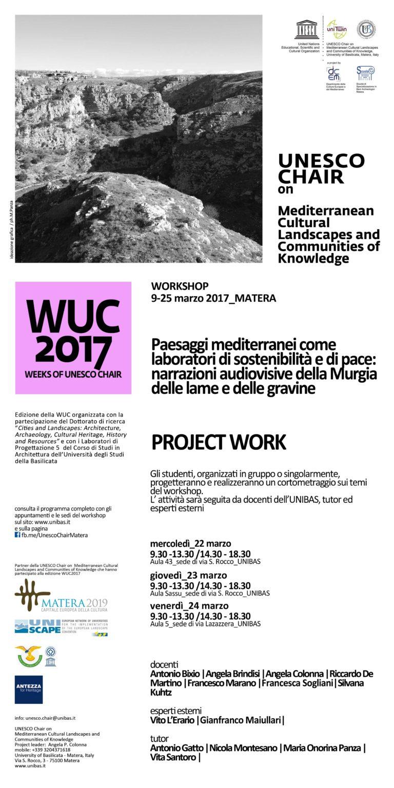 WUC_locandina_PROJECT-WORK